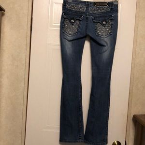 Premiere jeans - Size 3/4R - gently used